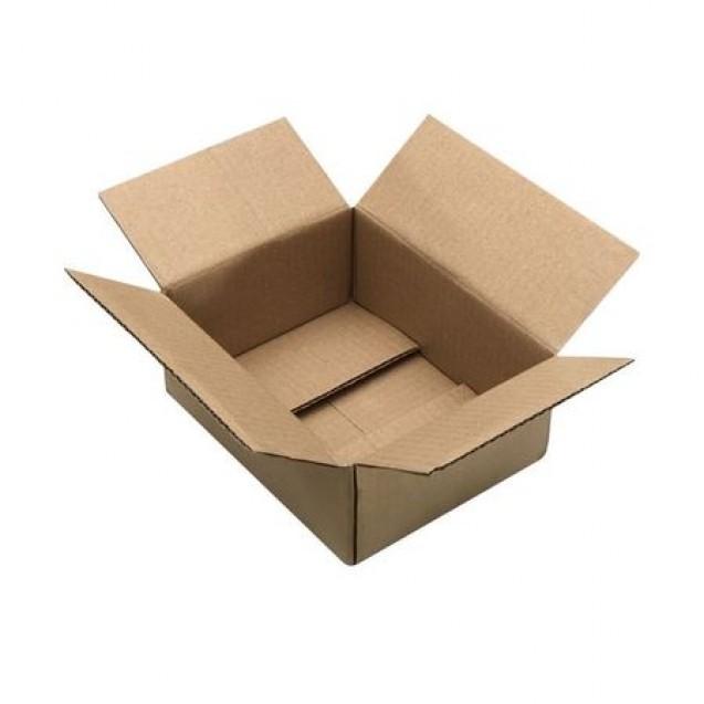 Cutii ambalare, carton natur CO3, 530x260x260mm, 20 buc