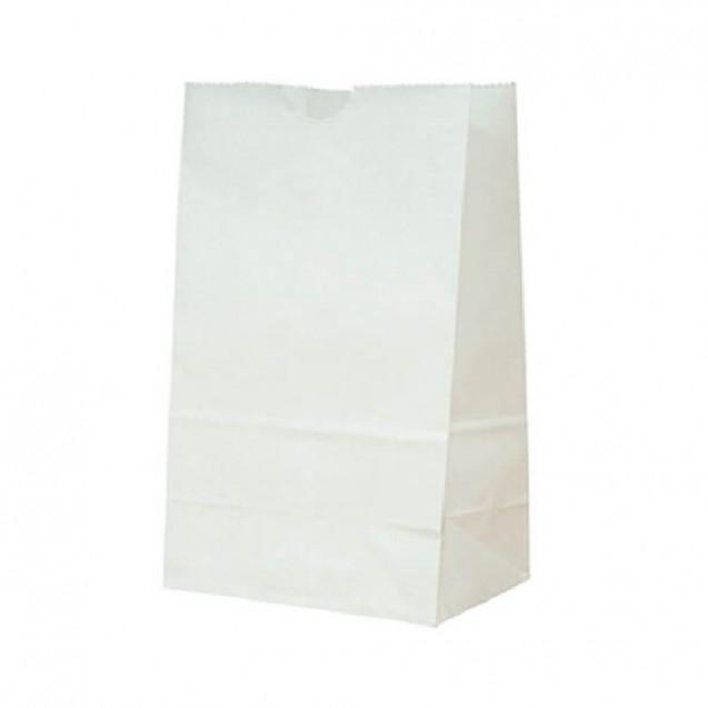 Punga hartie alba, netiparita, 1 kg, 100 buc/set
