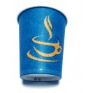 Pahare carton 7 OZ (200 ml) - 100 buc/set