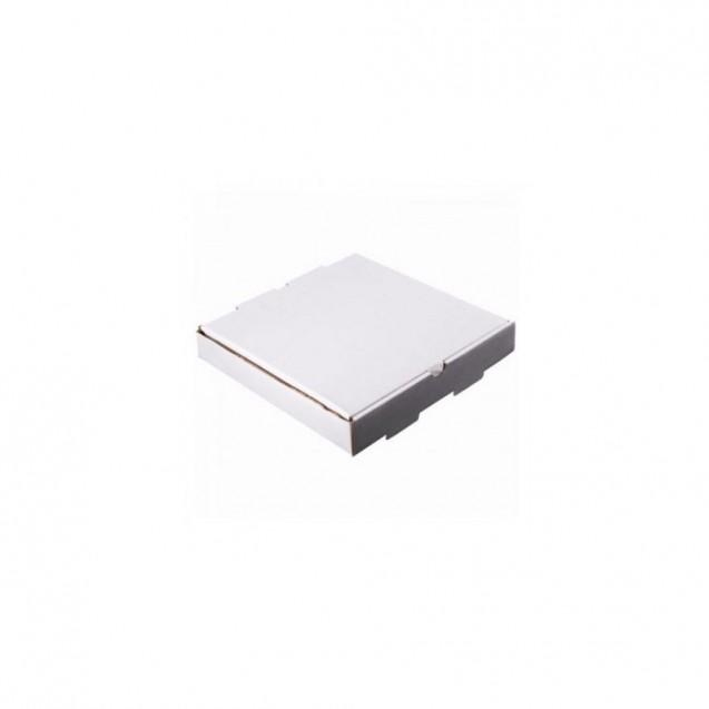 Cutii pizza albe, 50 buc/set